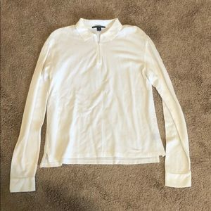 Ladies Ralph Lauren Sport long sleeved Polo